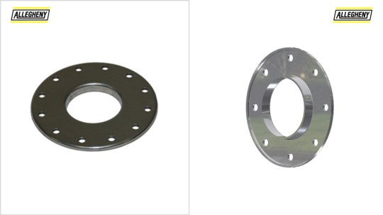 Concentric Reducing Flanges
