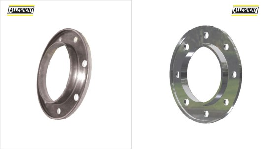 Flued Flanges